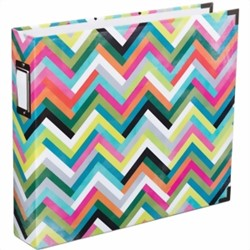 Bild von Project Life D-Ring Album - Multi Chevron