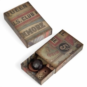 Bild von Tim Holtz Movers & Shapers Large Matchbox Stanze