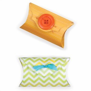 Bild von Sizzix Bigz Large Die Fancy Pillow Box Stanze
