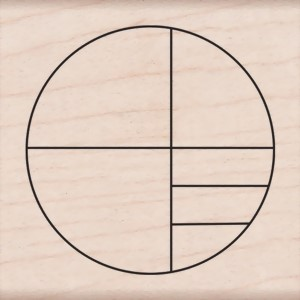Bild von Hero Arts Stempel - Small Circle Grid