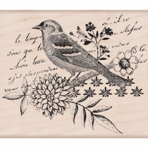 Bild von Hero Arts Stempel - Bird Collage