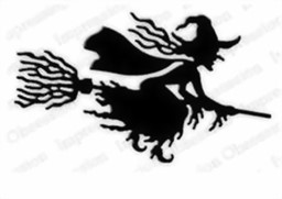 Bild von Impression Obsession Witch Flying Stanze