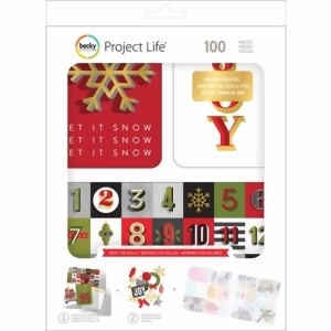 Bild von Project Life Value Kit Deck the Halls