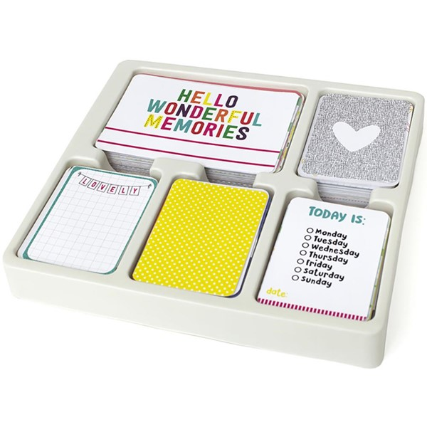 Bild von Project Life Core Kit Confetti, 616/Pkg