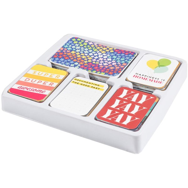 Bild von Project Life - Core Kit - Bright & Bold Edition