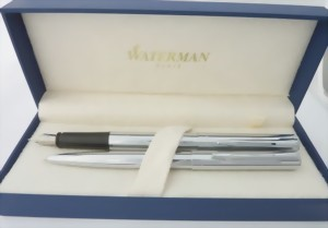 Bild von Waterman Graduate Chrome Set