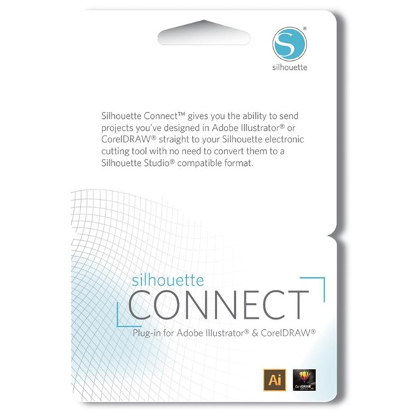 Bild von Silhouette Connect Plugin Download Card