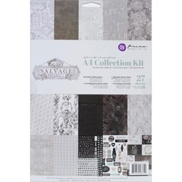 Bild von Prima Marketing Salvage District Collection Kit A4