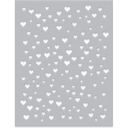 Bild von Hero Arts Fancy Dies Heart Confetti Stanze