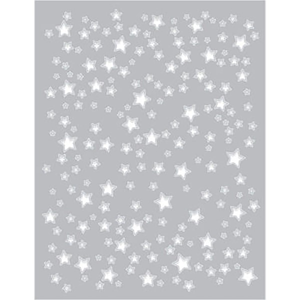 Bild von Hero Arts Fancy Dies Star Confetti Stanze