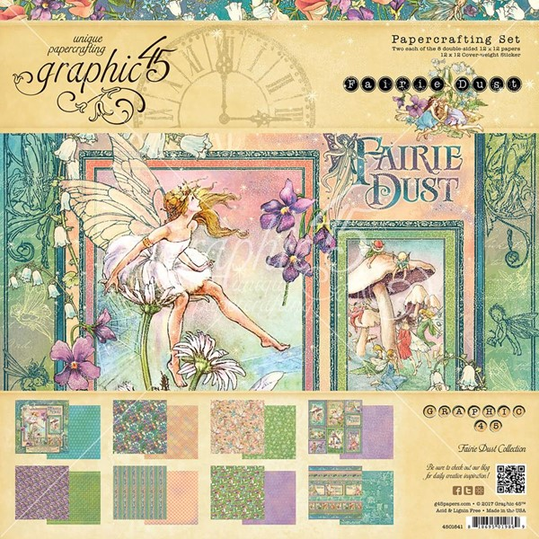 Bild von Graphic 45 Deluxe Collection Pack - Fairie Dust