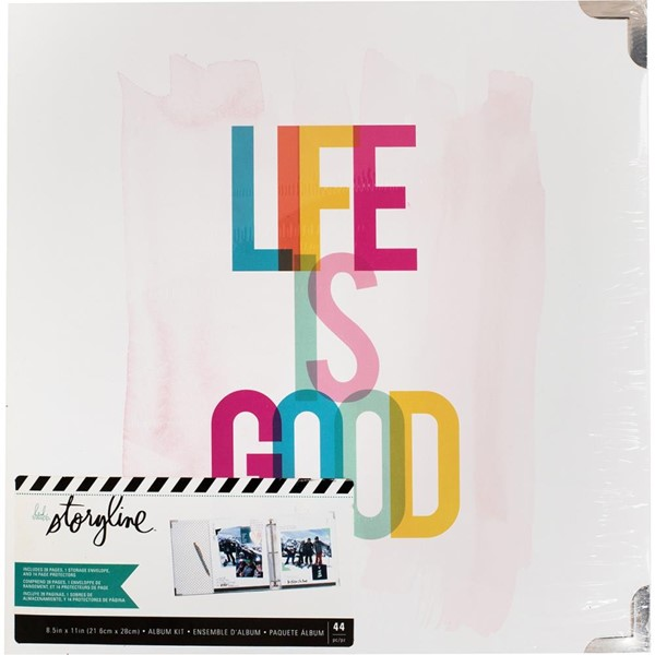 Bild von Heidi Swapp Storyline Album Life Is Good