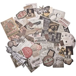 Bild von Idea-Ology Ephemera Pack 54/Pkg-Thrift Shop
