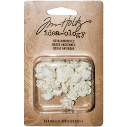 "Bild von Idea-Ology Heirloom Roses 25/Pkg-.25"" To .5"""