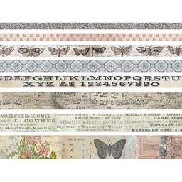 Bild von Idea-Ology Design Tape 8/Pkg Butterfly