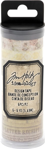 Bild von Idea-Ology Design Tape 6/Pkg Remnants