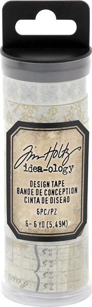 Bild von Idea-Ology Design Tape 6/Pkg Salvaged
