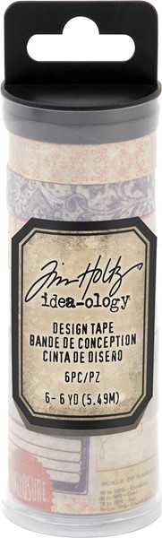 Bild von Idea-Ology Design Tape 6/Pkg Merchant