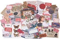 Bild von Idea-Ology Ephemera Pack-Keepsakes