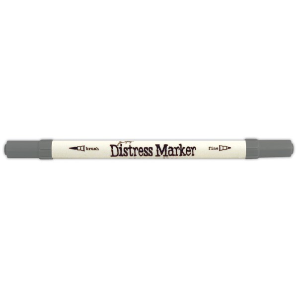 Bild von Tim Holtz Distress Marker Hickory Smoke