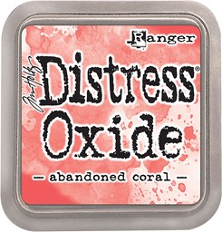 Bild von Tim Holtz Distress Oxides Ink Pad-Abandoned Coral