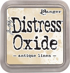 Bild von Tim Holtz Distress Oxides Ink Pad-Antique Linen
