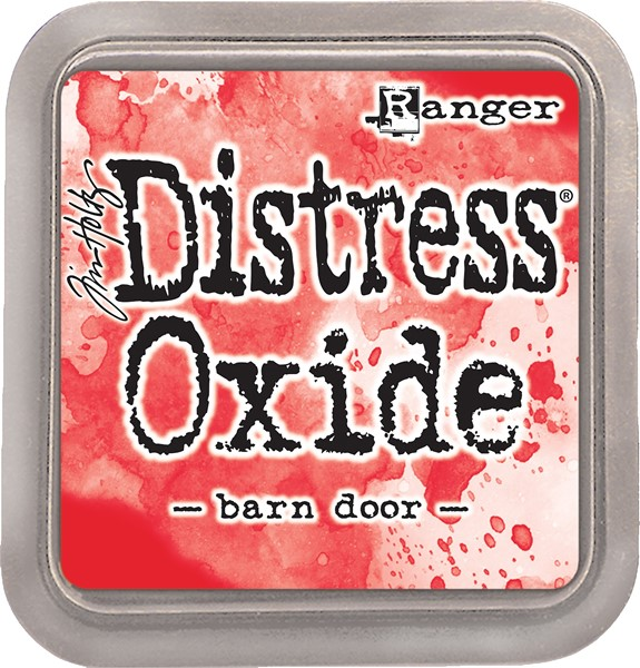 Bild von Tim Holtz Distress Oxides Stempelkissen 7,6 x 7,6 cm Barn Door