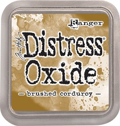Bild von Tim Holtz Distress Oxides Ink Pad-Brushed Corduroy