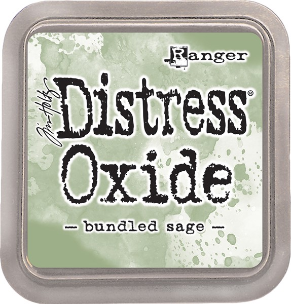 Bild von Tim Holtz Distress Oxides Stempelkissen 7,6 x 7,6 cm Bundled Sage