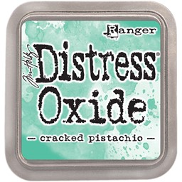 Bild von Tim Holtz Distress Oxides Ink Pad-Cracked Pistachio