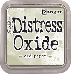 Bild von Tim Holtz Distress Oxides Ink Pad-Old Paper