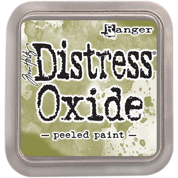 Bild von Tim Holtz Distress Oxides Stempelkissen 7,6 x 7,6 cm Peeled Paint