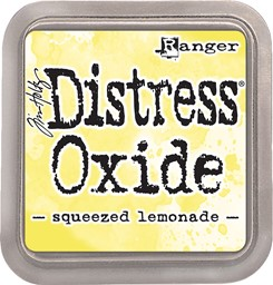 Bild von Tim Holtz Distress Oxides Ink Pad-Squeezed Lemonade