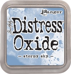 Bild von Tim Holtz Distress Oxides Ink Pad-Stormy Sky