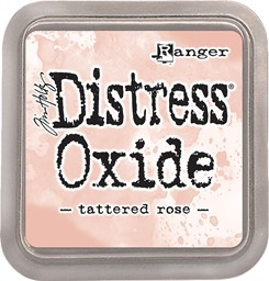Bild von Tim Holtz Distress Oxides Ink Pad-Tattered Rose
