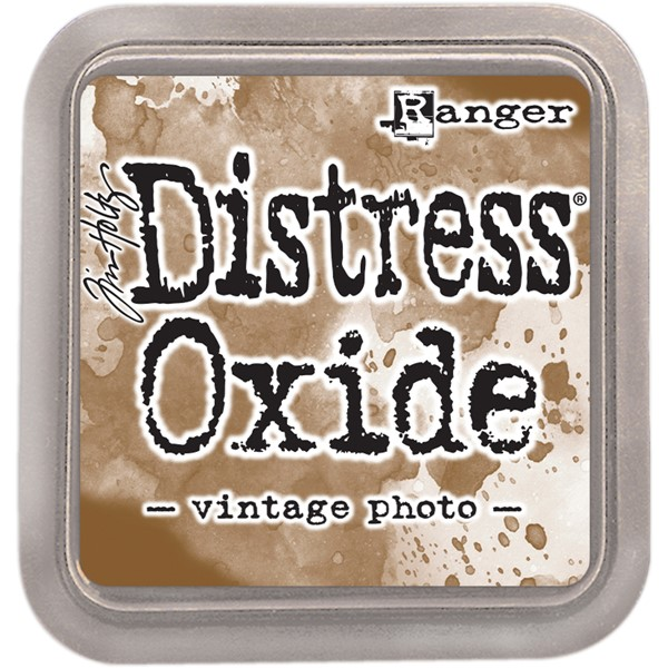Bild von Tim Holtz Distress Oxides Stempelkissen 7,6 x 7,6 cm Vintage Photo
