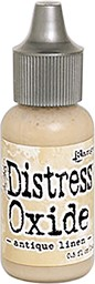 Bild von Tim Holtz Distress Oxides Reinker-Antique Linen