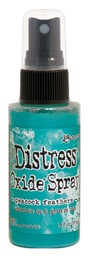Bild von Tim Holtz Distress Oxide Spray 59ml Flasche Peacock Feathers