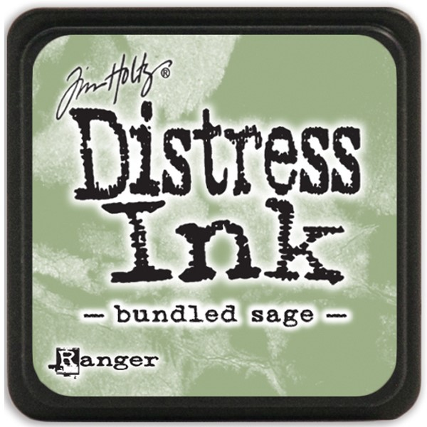 Bild von Tim Holtz Distress Mini Stempelkissen 2,5x2,5cm Bundled Sage