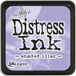 Bild von Tim Holtz Distress Mini Stempelkissen 2,5x2,5cm Shaded Lilac