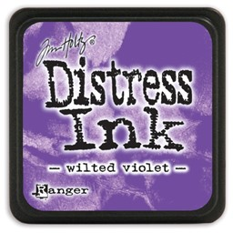 Bild von Tim Holtz Distress Mini Ink Pad-Wilted Violet