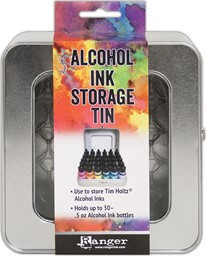 Bild von Tim Holtz Alcohol Ink Storage Tin-