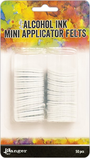 Bild von Tim Holtz Alcohol Ink Mini Applicator Tool Replacement Felt-50/Pkg