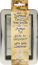 Bild von Tim Holtz Mini Distress Ink Storage Tin-Holds 12