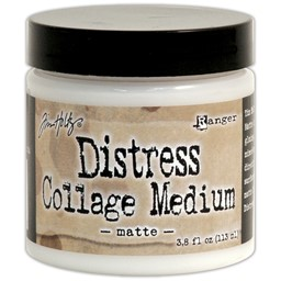 Bild von Tim Holtz Distress Collage Medium  Matte