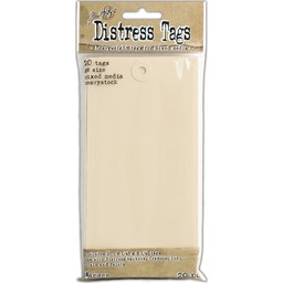 Bild von Tim Holtz Distress Heavystock Tags #8 20/Pkg-