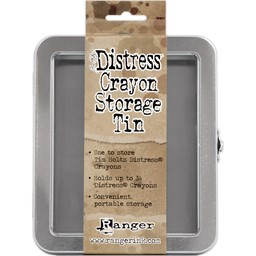 Bild von Tim Holtz Distress Crayon Tin - Empty-