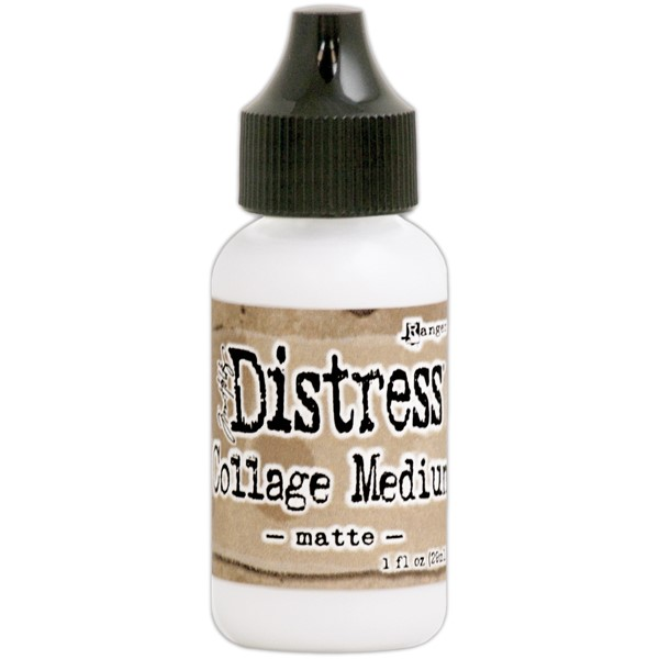 Bild von Tim Holtz Distress Collage Medium 30ml