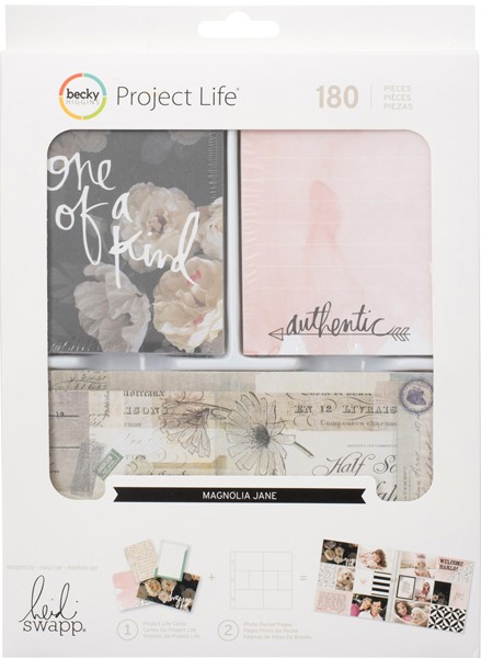 Bild von Project Life Value Kit 180/Pkg Magnolia Jane