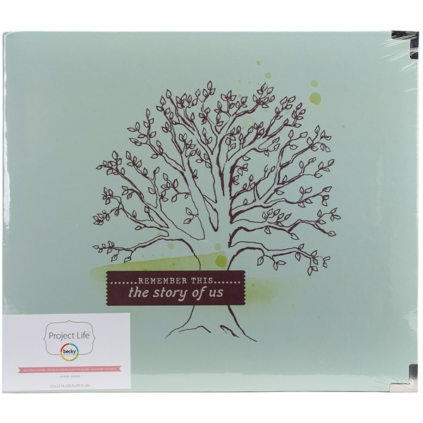 "Bild von Project Life D-Ring Album 12""X12"" 5th & Frolic Tree"